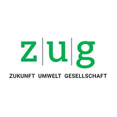 Logo zug - Zukunft Umwelt Gesellschaft